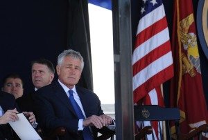 Sec. of Defense Chuck Hagel